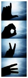 sign language love